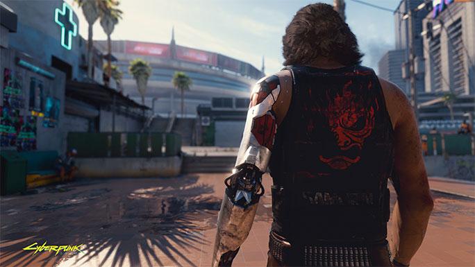 Is de Cyberpunk 2077 release date wel slim gekozen?